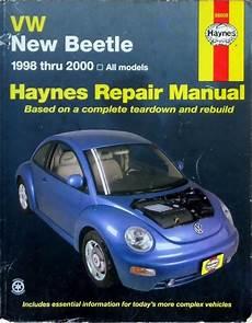 free service manuals online 1998 volkswagen new beetle lane departure warning haynes repair manual vw new beetle 1998 2000 all models book 1563923629 ebay