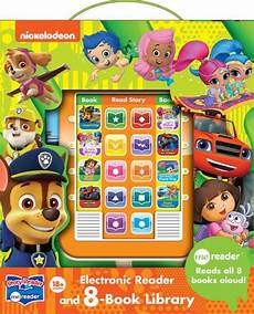 And Me Malvorlagen X Reader Nickelodeon Me Reader Electronic Reader And 8 Book Library