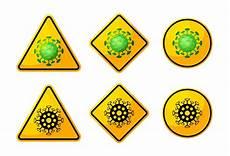 warnschildsatz f 252 r bakterien oder viren