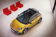 2015 opel adam rocks technical specifications and data