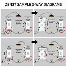 1 way dimmer switch wiring diagram zooz z wave plus s2 dimmer switch zen27 ver 2 0 white with simple d the smartest house