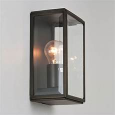 astro homefield bronze outdoor wall light at uk electrical