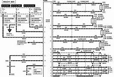 2003 mustang stereo wiring diagram mach 460 mustang forums at stangnet