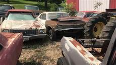 massive musclecar barn find cars and parts hoard found in