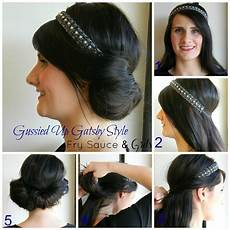 great gatsby hairstyle