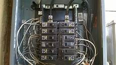 electrical panel can a main breaker box be bonded at the meter box home improvement stack