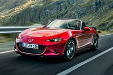 New Mazda Mx 5 2018 Facelift Review Auto Express