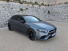 Essai Classe A Premier Essai Mercedes Classe A 2019 Luxury Car