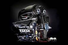 Mercedes Amg Shows Of F1 Engine