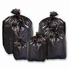 sac poubelle 100 litres noir 65 microns 800x870mm