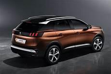 Mondial 2016 Le Nouveau Peugeot 3008 Est Aussi A