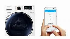 Samsung Waschmaschine Mit Trockner - neues modell bei samsung denkt mit wifi f 228 higer trockner