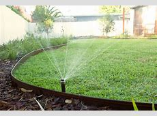 How to Install the Best Irrigation System for Your Perth Home