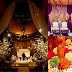 stylish wedding ceremony decor pink lotus events