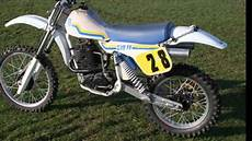1989 Husqvarna 510 Te Moto Zombdrive
