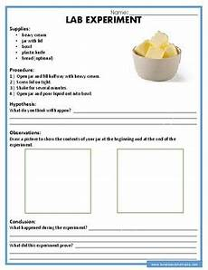 science worksheets experiments 12186 butter science experiment worksheet by island shortcake