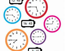 telling the time 12 hour clock 24 hour clock digital analogue theschoolrun