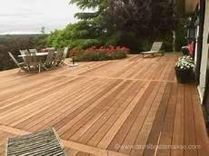 sol exterieur bois charreterie sol bois terrasse en paliers terrasse bois