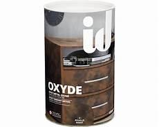peinture effet rouille peinture pour meubles oxyde effet rouille 600 ml acheter