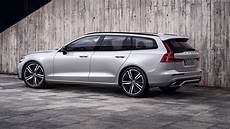 The V60 R Design Is A Slightly Sportier Volvo Top Gear
