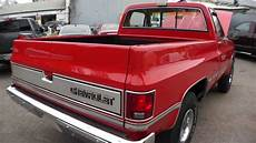 chevrolet up 1986 chevrolet k10 up for sale all options restored