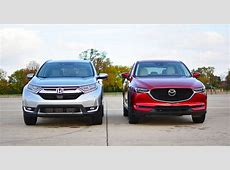 ?nh so sánh Honda CR V 2017 vs. Mazda CX 5 2017