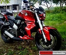 Modifikasi Motor Tiger Revo by Modifikasi Honda Tiger Revo 2008 Ala Cb1000r Gambar