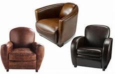petit fauteuil club cuir id 233 es de d 233 coration int 233 rieure