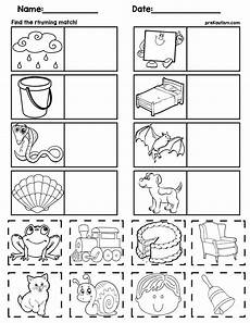 rhyming worksheets 18447 matching rhyming words rhyming worksheet rhyming words rhyming kindergarten