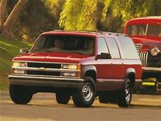 1998 Chevrolet Suburban 2500 Styles & Features Highlights