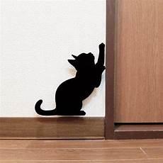 cat silhouette wandleuchte katzen silhouette katzen