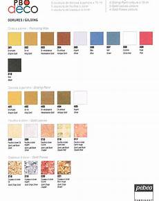 liquid leaf colour chart for gold leaf gilding information hints and tips goldleaf