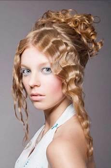 Frisur F 252 R Hochzeit Offene Haare