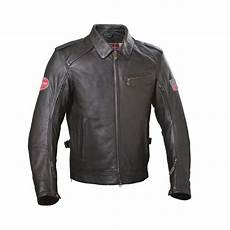 mens throttle jacket black leather by indian motorcycle powersports discount