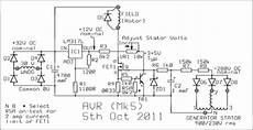 avr for a three phase generator repository circuits 24044 next gr