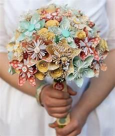 Inspiration Bouquet De Fleurs En Papier J Ai Dit Oui