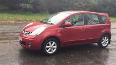 nissan note acenta nissan note acenta 2008 model nl58 pxo
