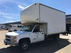chevrolet c3500 1995 box trucks