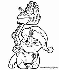 paw patrol coloring pages to print getcoloringpages
