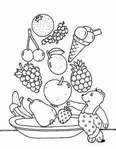 Ausmalbilder Mit Obst Bilder Obst Und Gem 252 Se Zum Ausdrucken Carsmalvorlage Store
