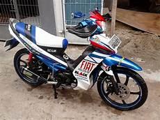 Zr Modif Balap by Gambar Modifikasi Motor Yamaha Zr Terbaru