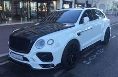 mansory bentley bentayga spotted prior to debut