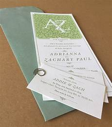 Most Unique Wedding Invitations