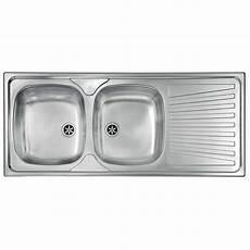 lavello cucina 2 vasche lavello da incasso cm mondial 2v 86x50 asmcasa miglior