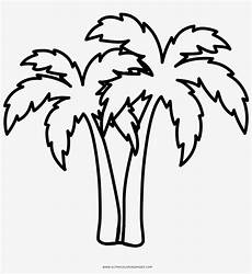 palma llanera para dibujar dibujo de palmera para colorear ultra coloring pages drawing transparent png 1000x1000