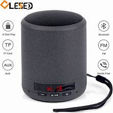 Bakeey Tg601 Mini Portable Wireless Bluetooth by Mini Portable Bluetooth Speaker Wireless Column Bass Sound