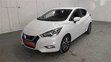 Nissan Micra 1 5 N Connecta Dci Finished In Pearl White