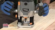 labo brico test d 233 fonceuse titan 1250 w