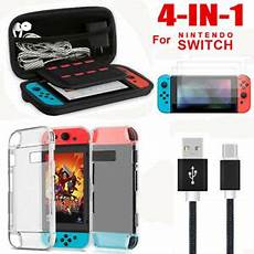 Accessories Shell Cover Charging Cable Protector by For Nintendo Switch Accessories Bag Shell Cover