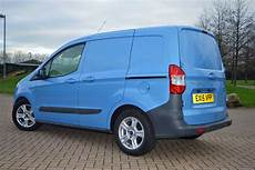 Ford Transit Courier Review 2014 On Parkers Parkers